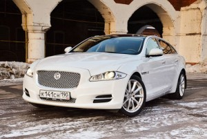 Jaguar XJ Supersport: тест-драйв и цена